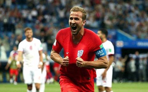 イングランド、土壇場ゴールでW杯初戦は白星!エースのケインが2得点