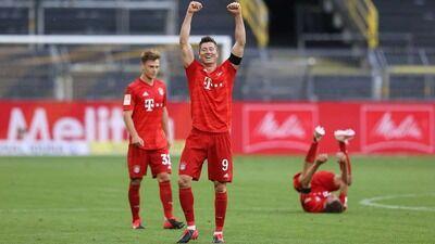 今一番強いサッカーチームって間違いなくバイエルン・ミュンヘンだよな