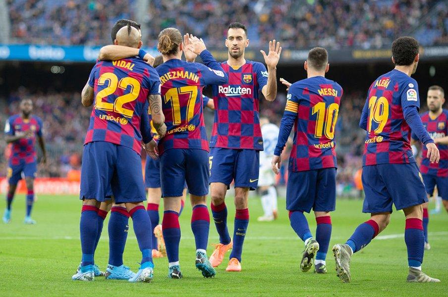 """【リーガエスパニョーラ】バルセロナは「ライバルクラブに取って代わられた」 """"若手輩出力""""の低下を英紙指摘"""