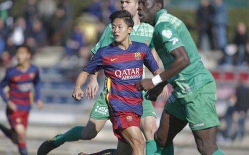 バルセロナ、Cチーム創設か?韓国のメッシことイ・スンウはそこへの残留を希望