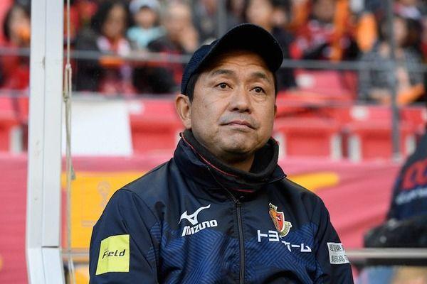 名古屋が風間監督の続投発表「来季も共に一体で」12勝17敗5分 16位