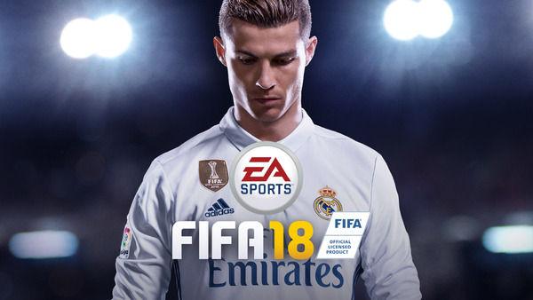 サッカーゲームFIFA18のステータス上位レート100名が発表されたよ~