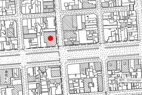 (滝兵)名古屋市都市計画基本図(昭和39・43年)1