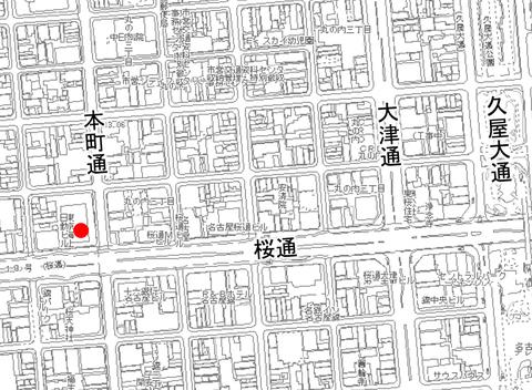 (滝兵)名古屋市都市計画基本図(平成27・28年)