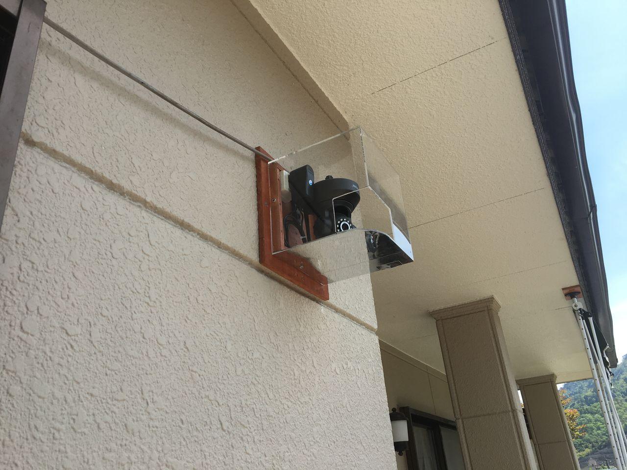 防犯 カメラ diy