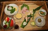 杉・五兵衛農園のコース料理
