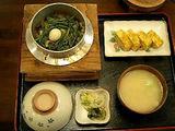 草津温泉 食事