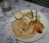 ギリシャ料理-魚料理