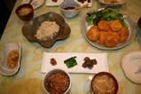 大沢社長の料理