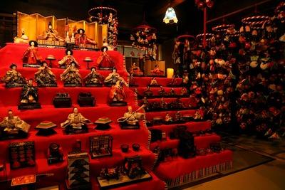 中之作・吊し雛祭り(清航館)2
