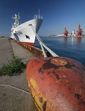 海上保安庁の巡視船1