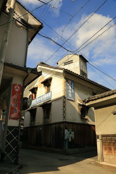 旧き良き街並み「鞆の浦」6