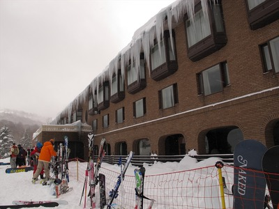 箕輪スキー場2