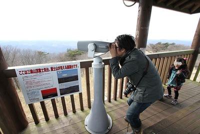 貝泊写真館から三株山へ3