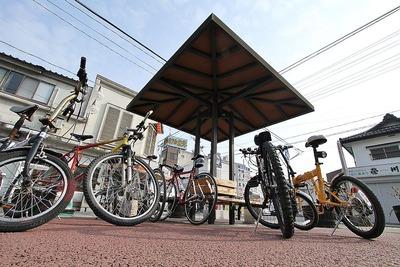 まるとみ自転車部(湯本散策)5