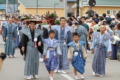 田島祇園祭③
