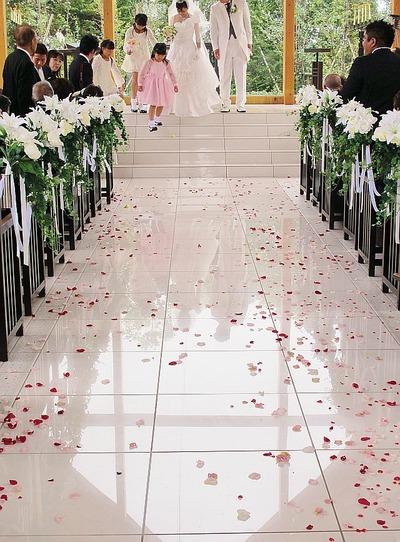 スタッフの結婚式6