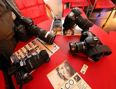Canon、Nikon、SONY