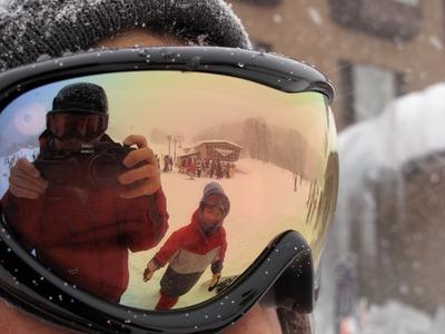 箕輪スキー場1