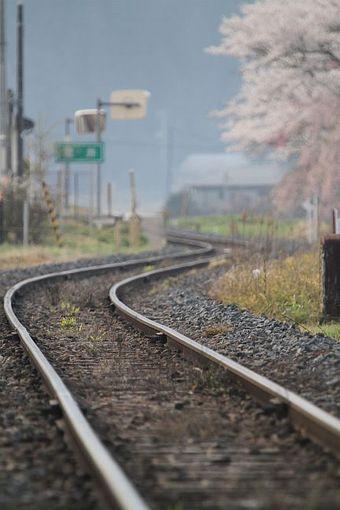磐越東線、夏井駅界隈