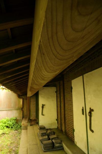 江名のレンガ蔵見学会11