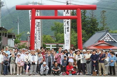 田島祇園祭①