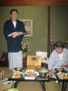 写真倶楽部の親睦会(総会)