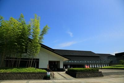 会津の県立博物館1