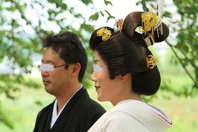 6月の結婚式④