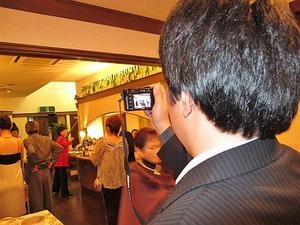 「シェ栗崎」、ボジョレーパーティ5