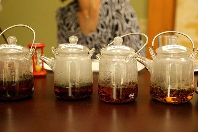 「飛翔庵」で日本茶を楽しむ会8