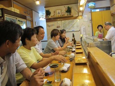 第2回グルメ会 in 政寿司さん6