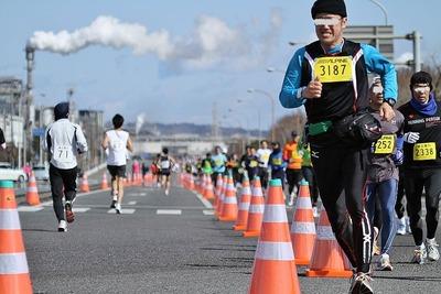 サンシャインマラソン・力走編4