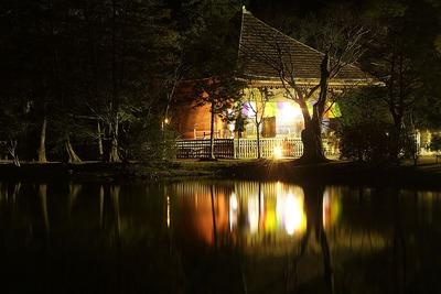 新年を白水阿弥陀堂で迎える3