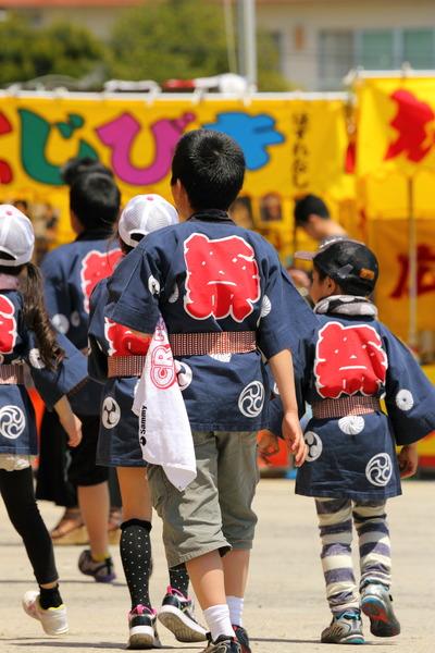江名のお祭り3