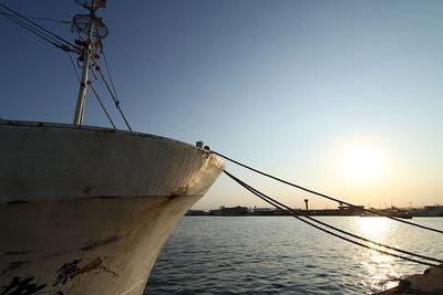 小名浜港の船②