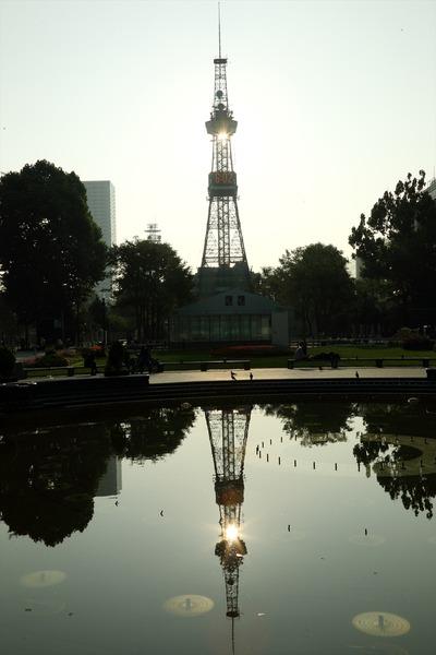 早朝の札幌散策3