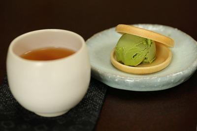 「飛翔庵」で日本茶を楽しむ会10