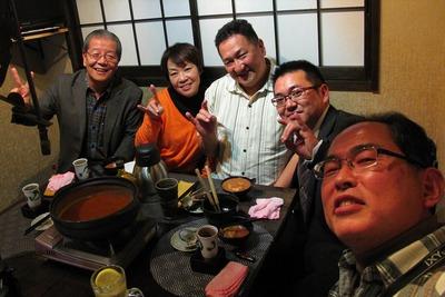 小名浜「鮭」さんでの楽しい夜2