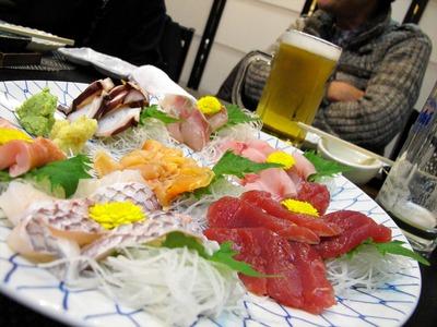 小名浜の「酒蔵 鮭」さん