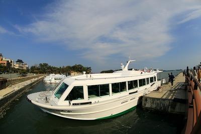 松島の遊覧船1