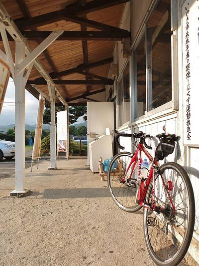 自転車のある駅2