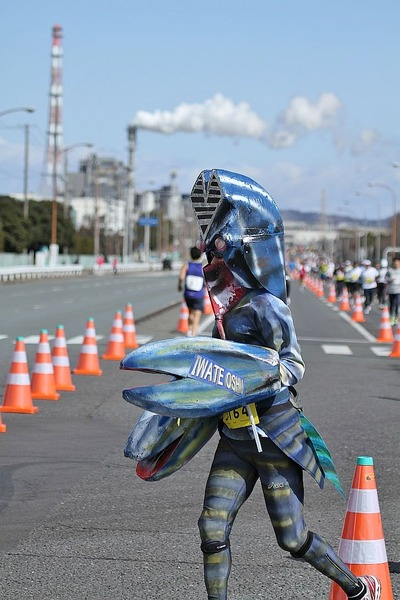 サンシャインマラソン、ユニーク編1