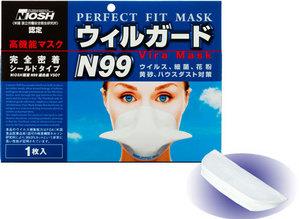 アヒル型マスク