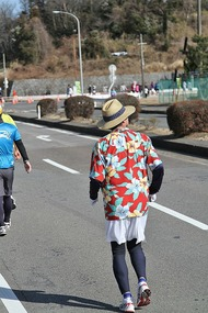 サンシャインマラソン、ユニーク編20
