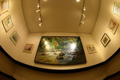 熊坂さんの写真展1