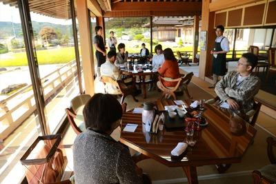 ふくしま お茶祭り in 飛翔庵1