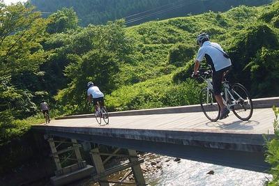 夏の想い出・サイクリング2