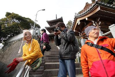 成田山勝行院の散策3