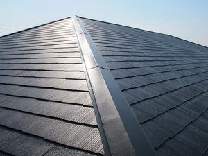 当院の屋根1